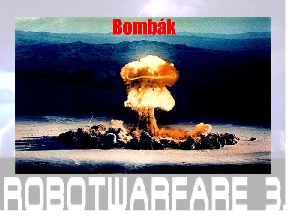 Bombák