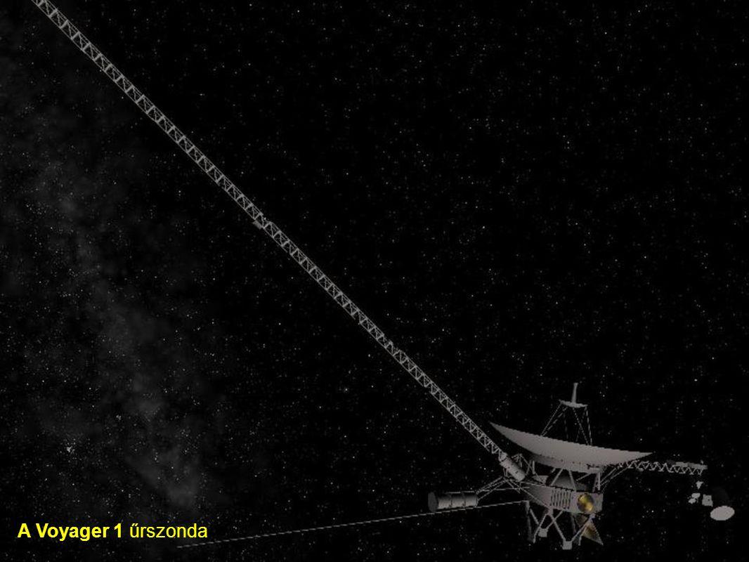 A Voyager 1 űrszonda