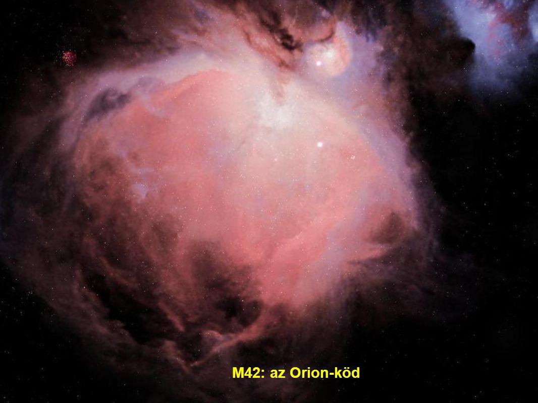 M42: az Orion-köd