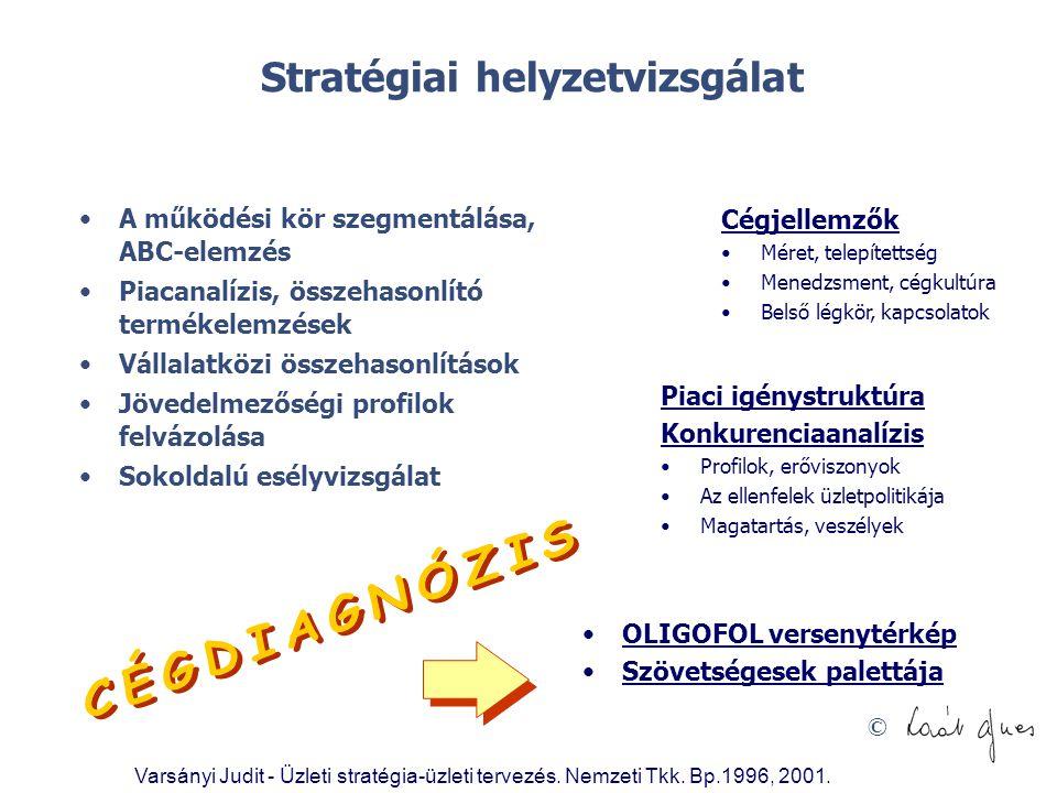 Stratégiai helyzetvizsgálat