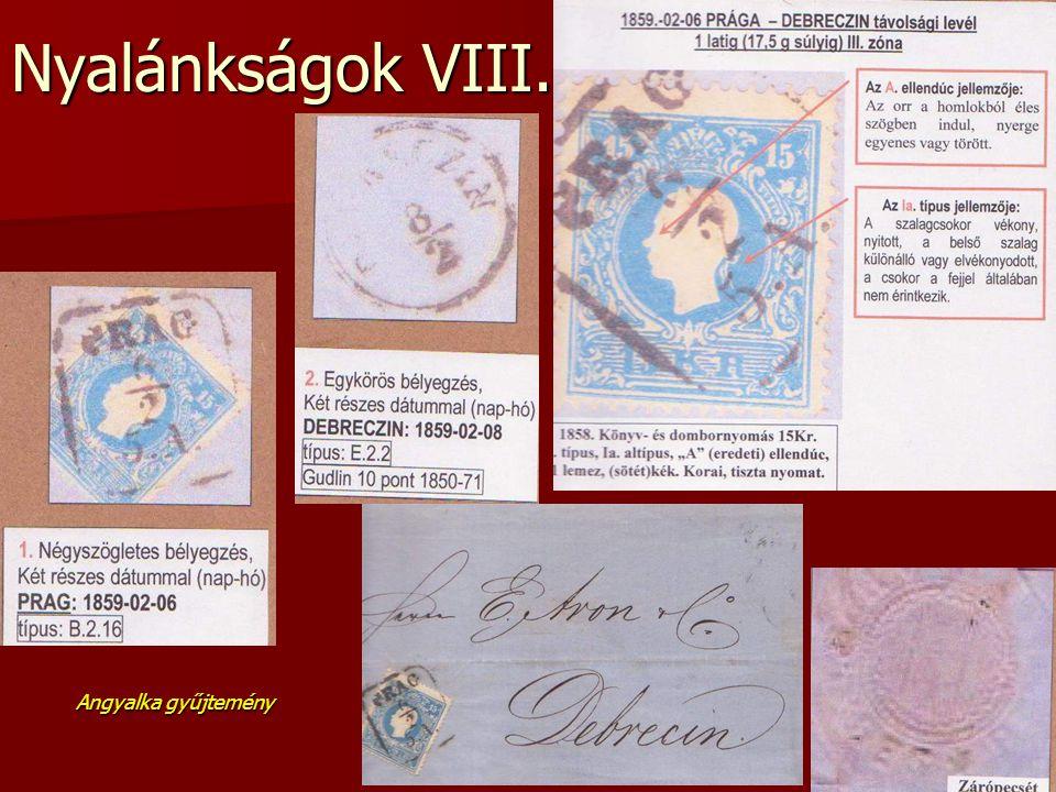 Nyalánkságok VIII. Angyalka gyűjtemény