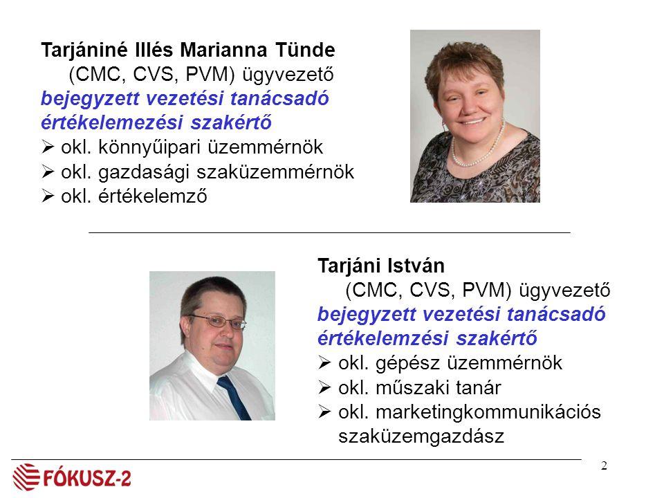 Tarjániné Illés Marianna Tünde