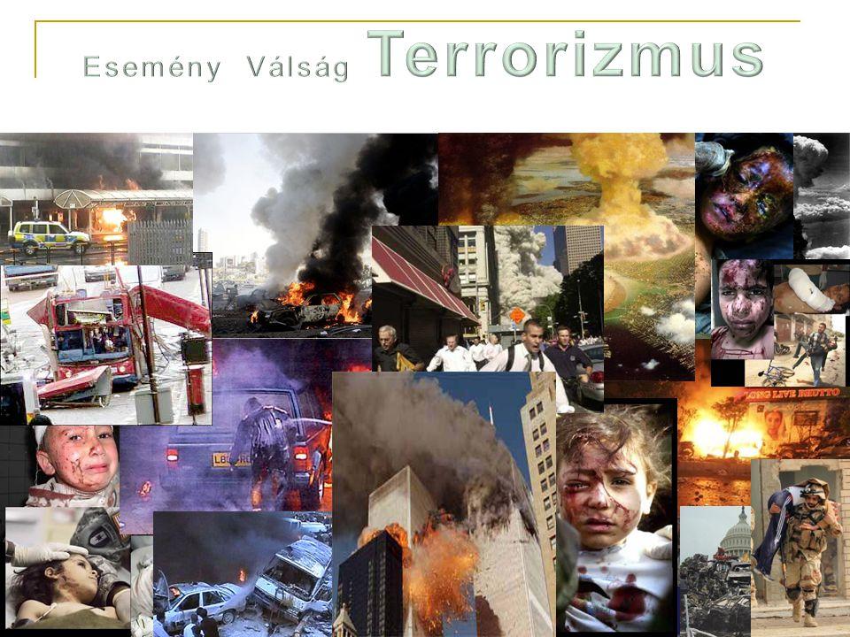 Esemény Válság Terrorizmus