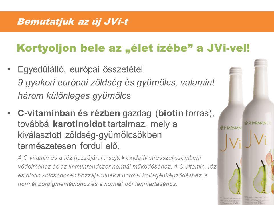 """Kortyoljon bele az """"élet ízébe a JVi-vel!"""