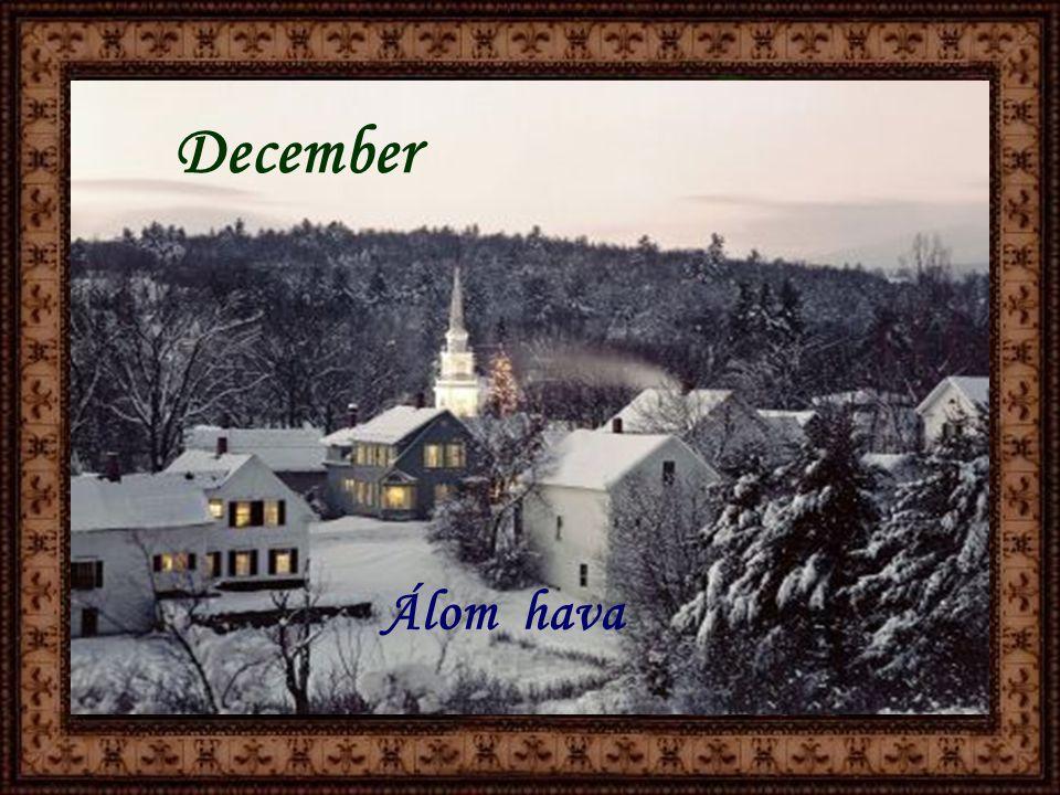 December Álom hava