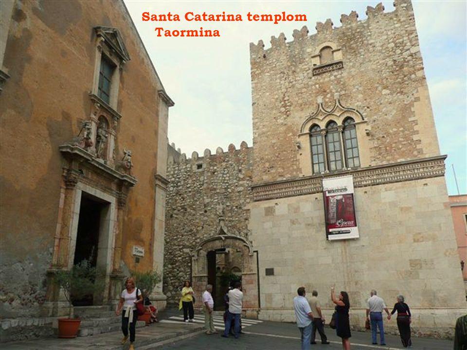 Santa Catarina templom
