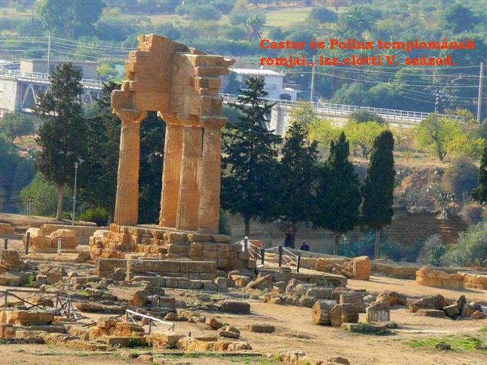 Castor és Pollux templomának