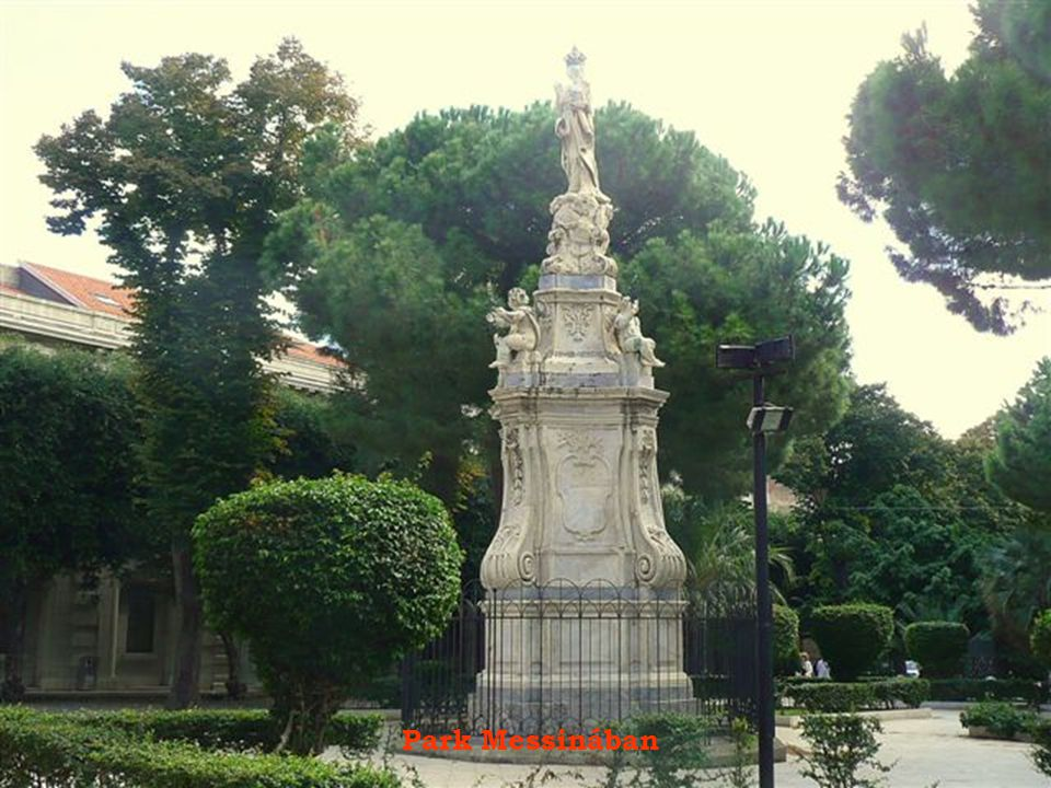 Park Messinában