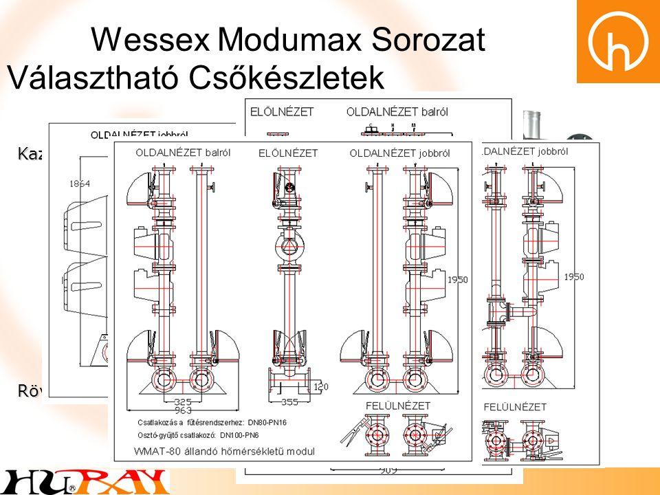 Wessex Modumax Sorozat