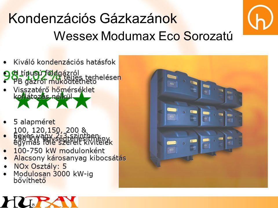 Wessex Modumax Eco Sorozatú