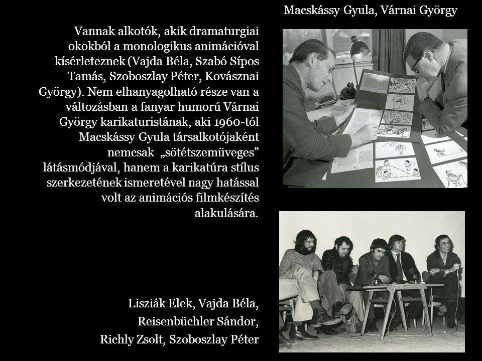 Macskássy Gyula, Várnai György