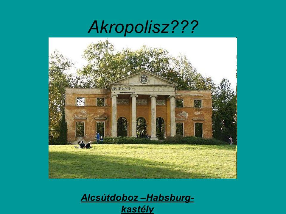 Alcsútdoboz –Habsburg-kastély
