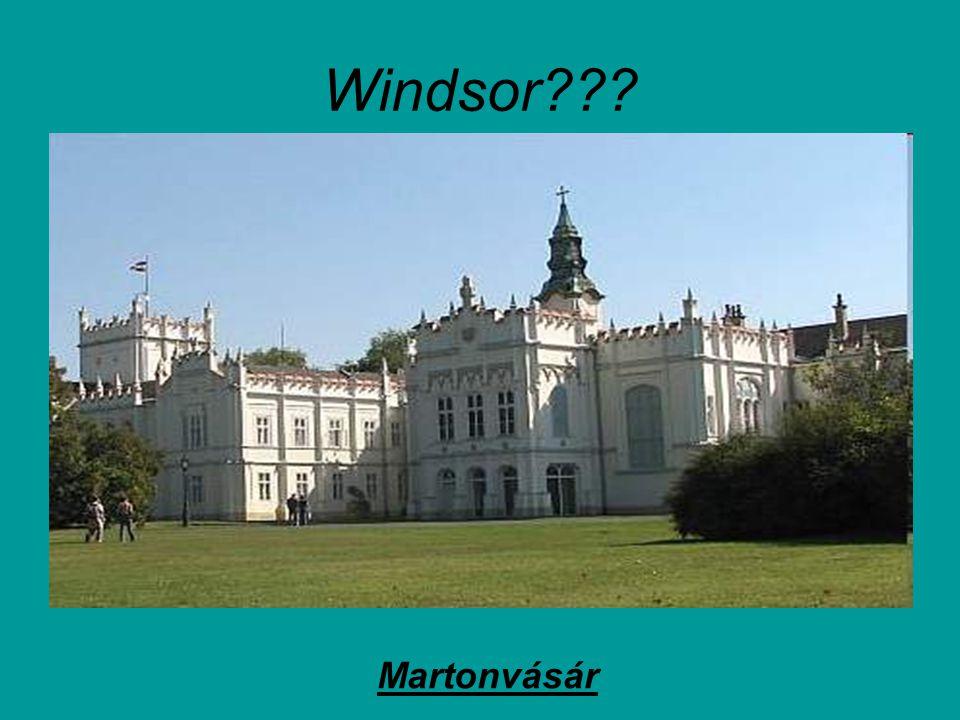 Windsor Martonvásár