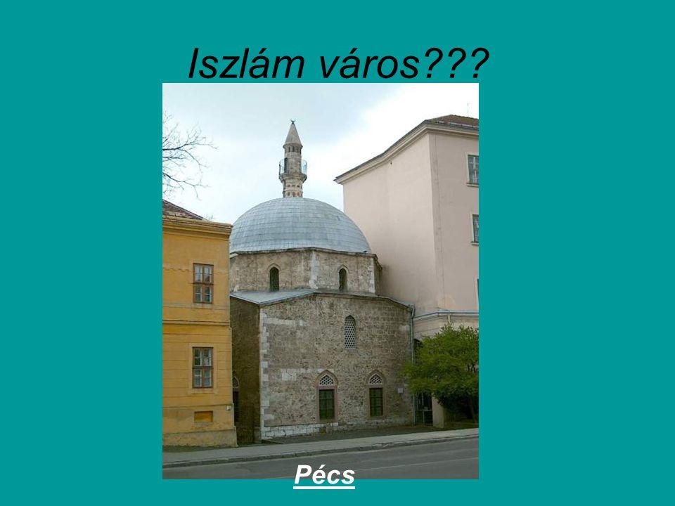 Iszlám város Pécs