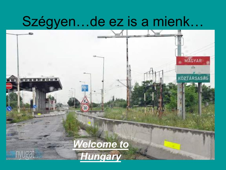 Szégyen…de ez is a mienk…