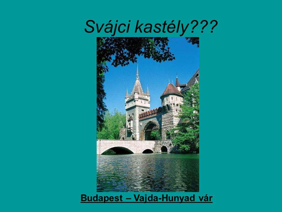 Budapest – Vajda-Hunyad vár