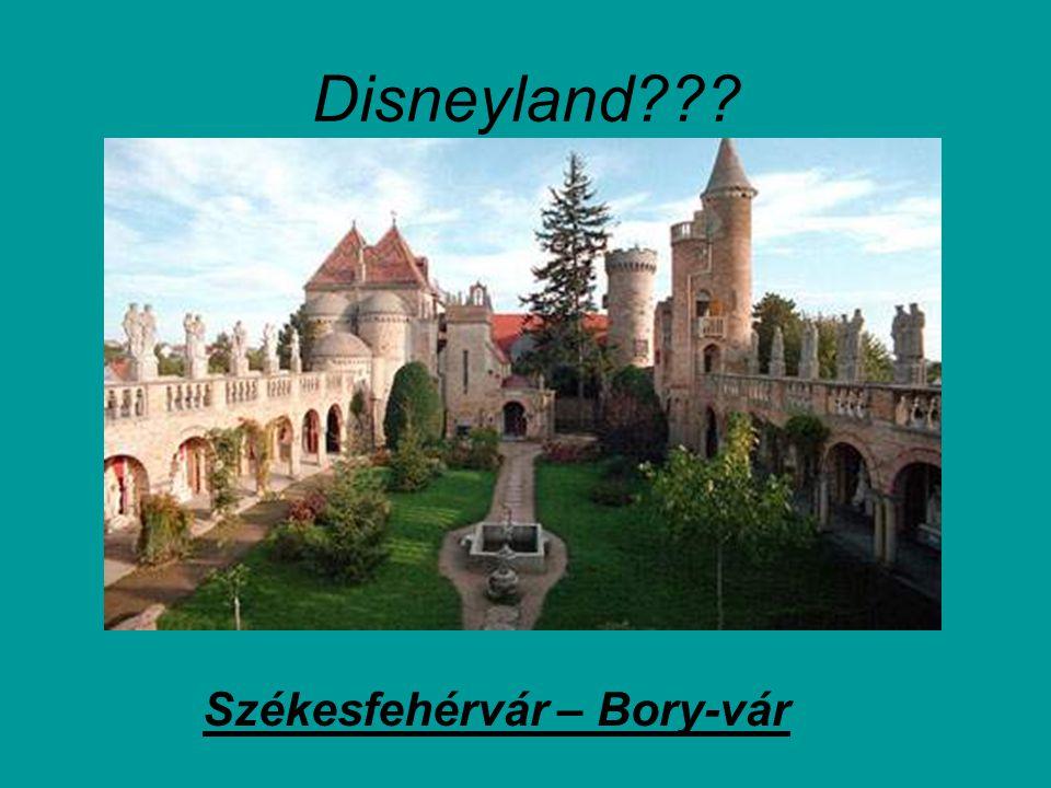 Székesfehérvár – Bory-vár