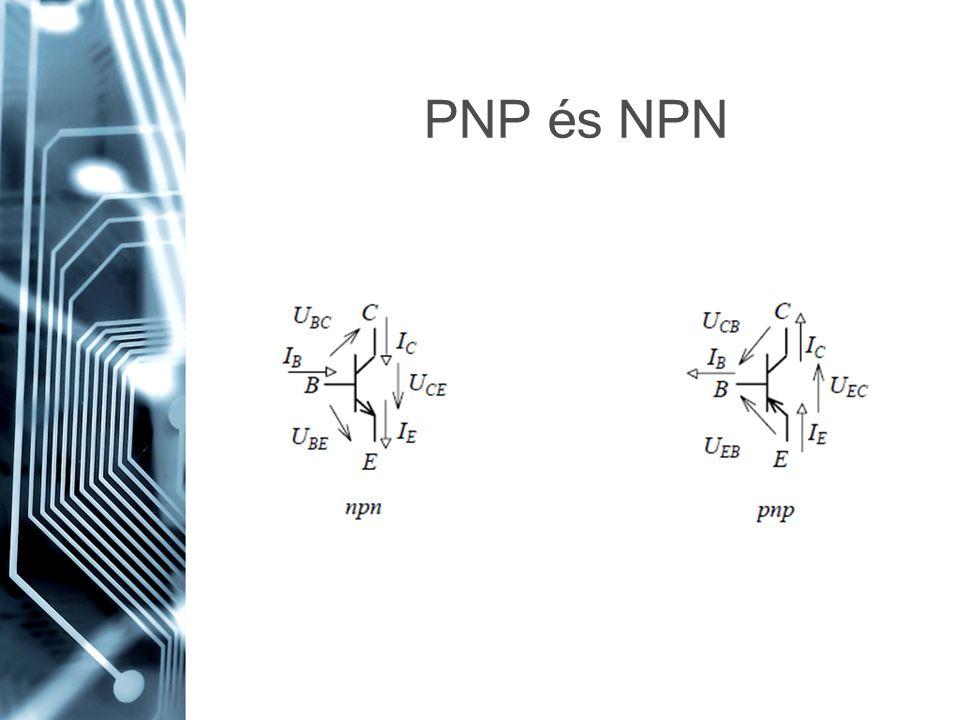 PNP és NPN