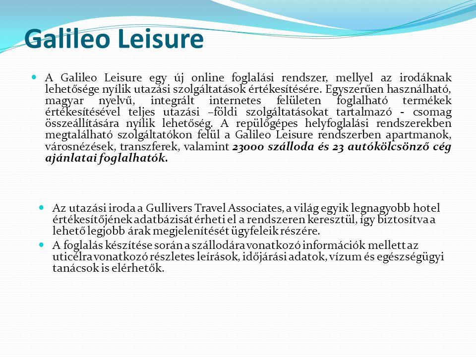Galileo Leisure