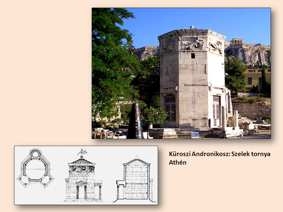 Küroszi Andronikosz: Szelek tornya
