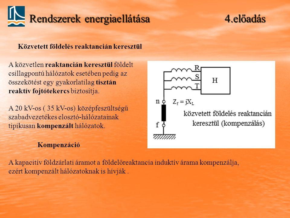 Rendszerek energiaellátása 4.előadás