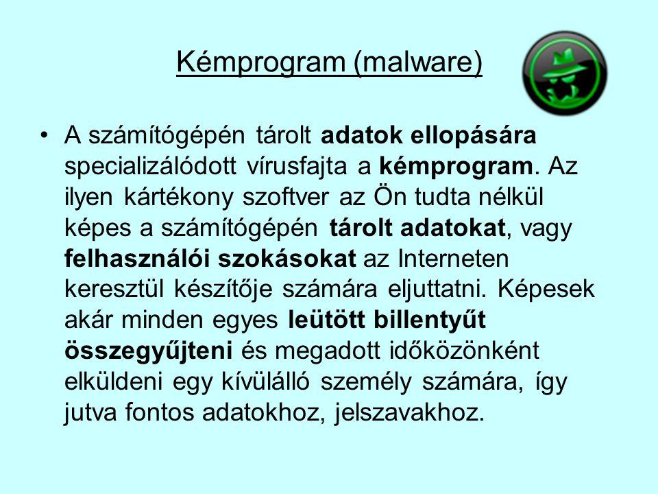 Kémprogram (malware)