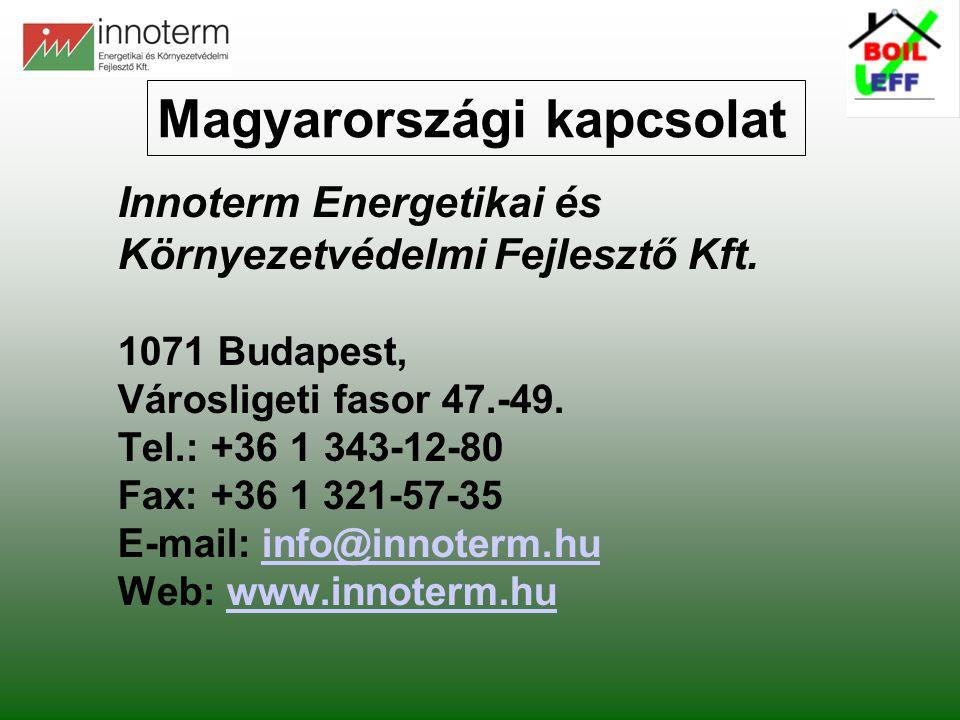 Magyarországi kapcsolat