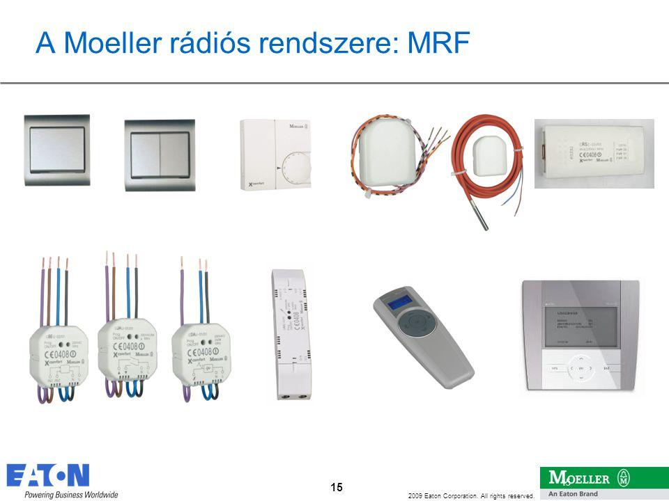 A Moeller rádiós rendszere: MRF