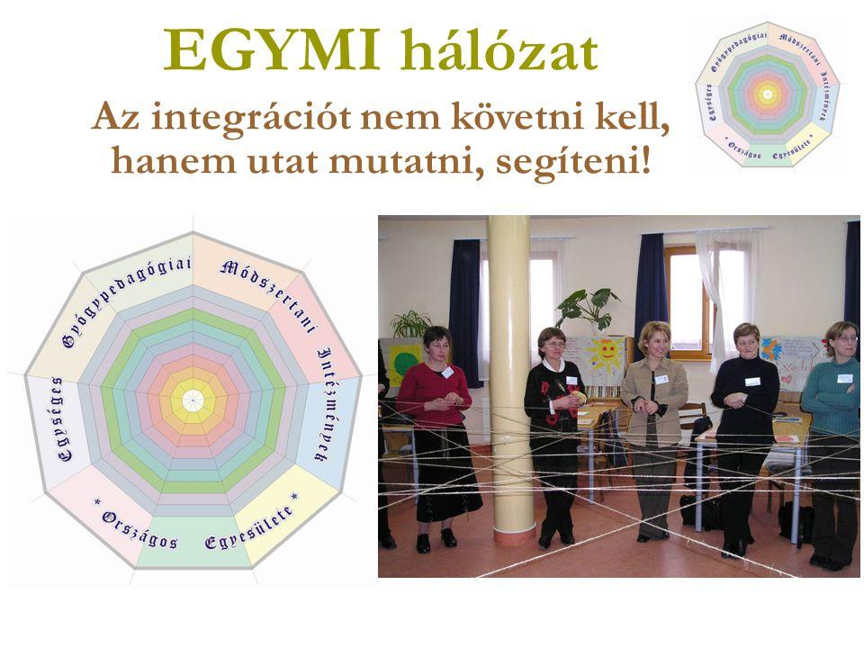 Az integrációt nem követni kell, hanem utat mutatni, segíteni!