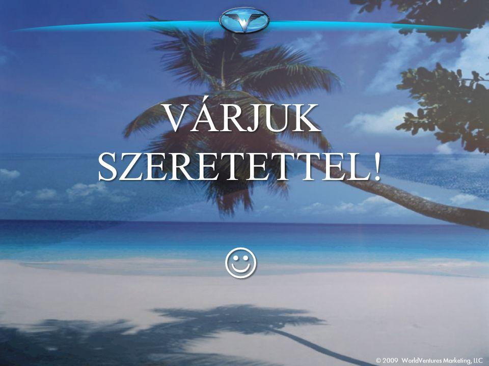 VÁRJUK SZERETETTEL! 