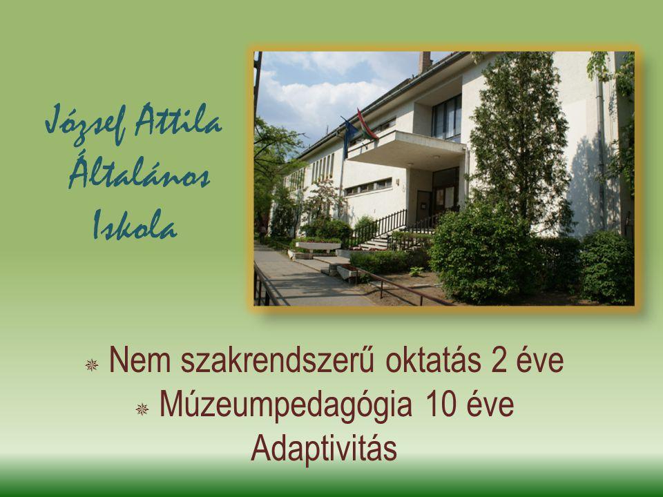 József Attila Általános Iskola