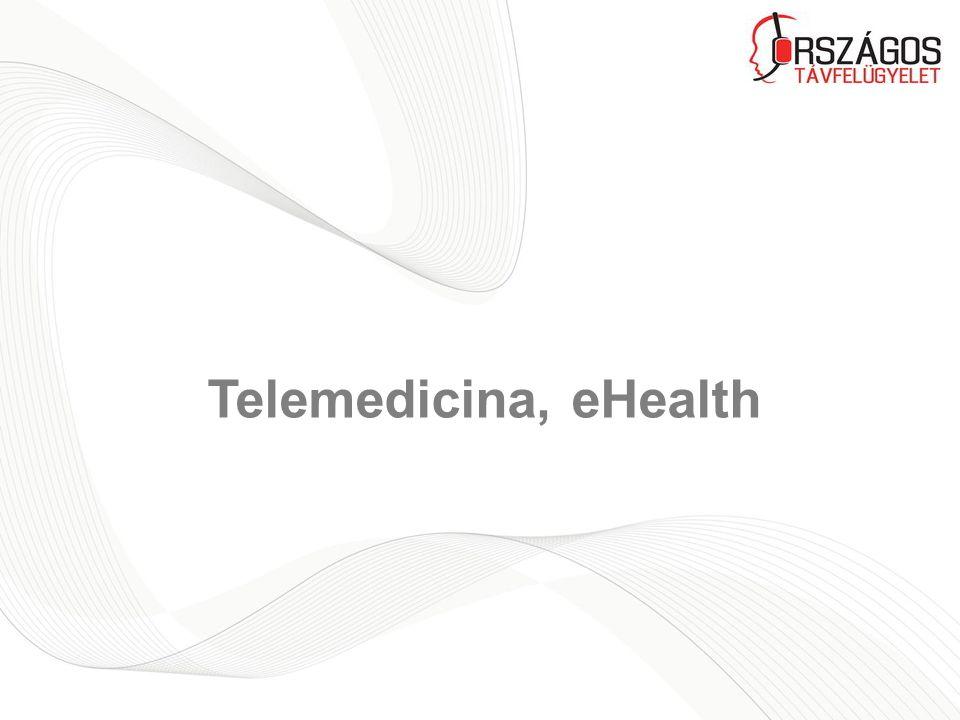 Telemedicina, eHealth