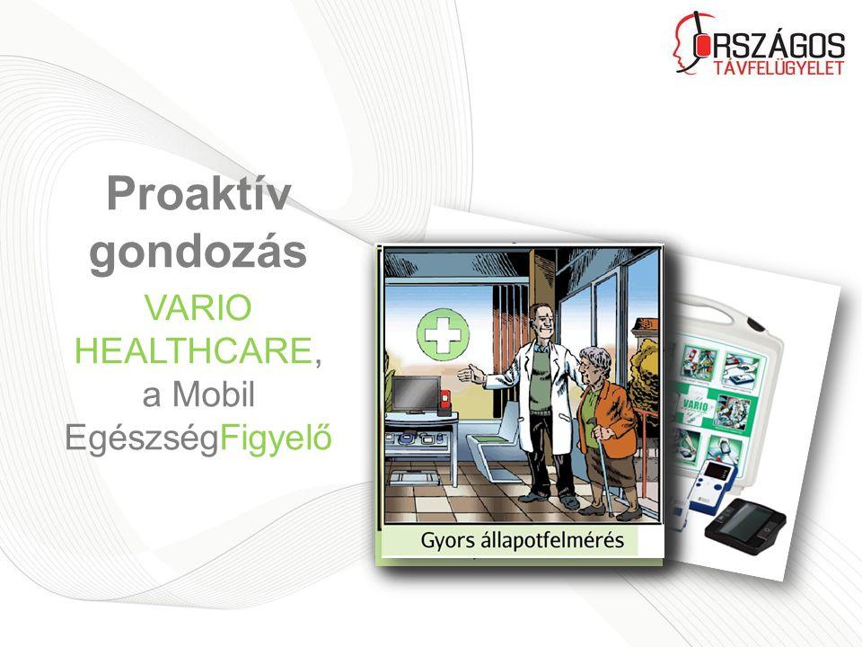 VARIO HEALTHCARE, a Mobil EgészségFigyelő