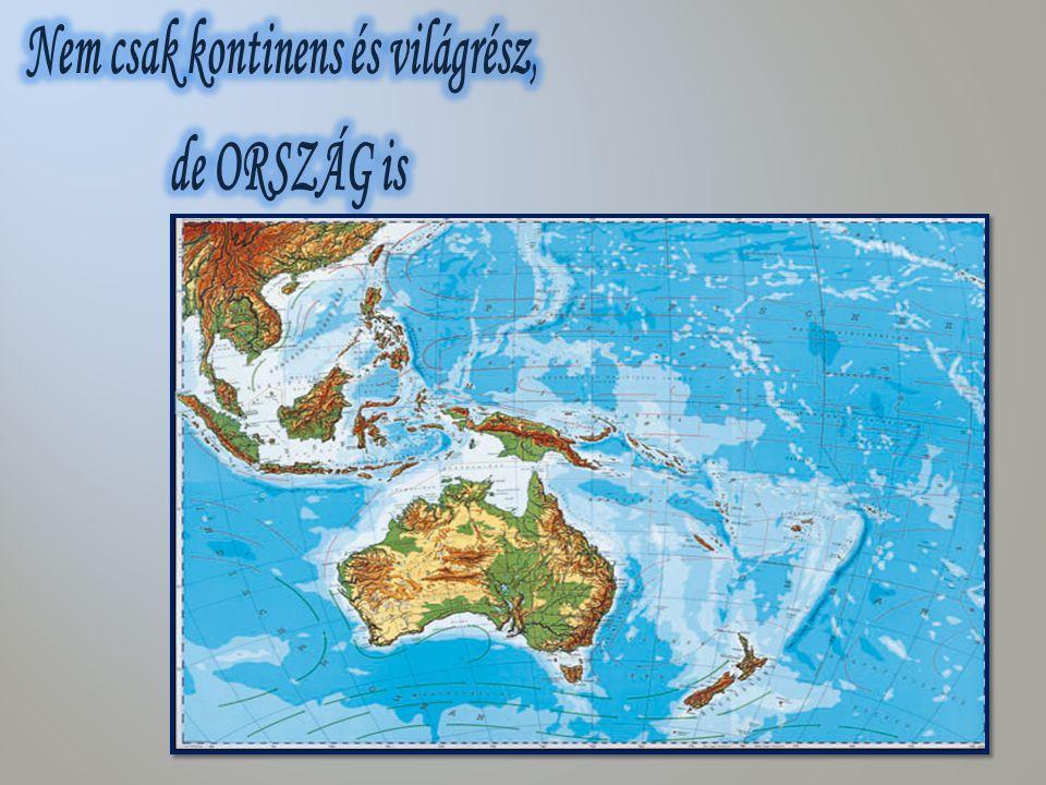 Nem csak kontinens és világrész, de ORSZÁG is