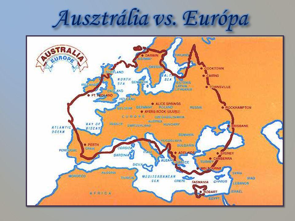 Ausztrália vs. Európa