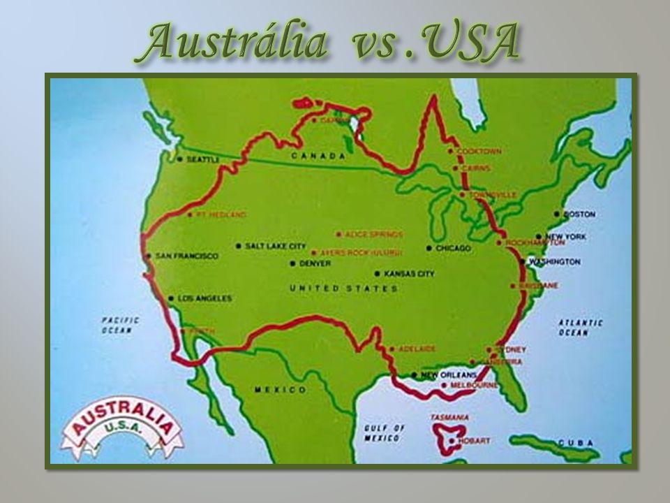 Austrália vs .USA