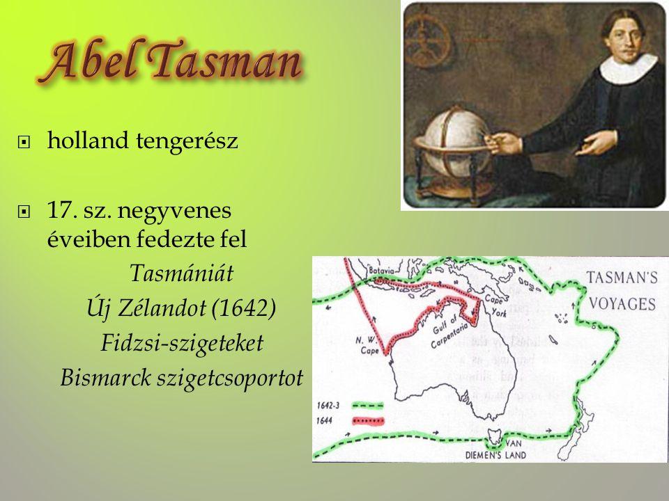 Bismarck szigetcsoportot