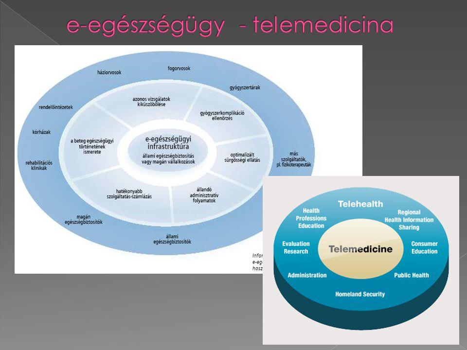 e-egészségügy - telemedicina