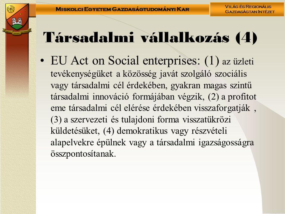 Társadalmi vállalkozás (4)
