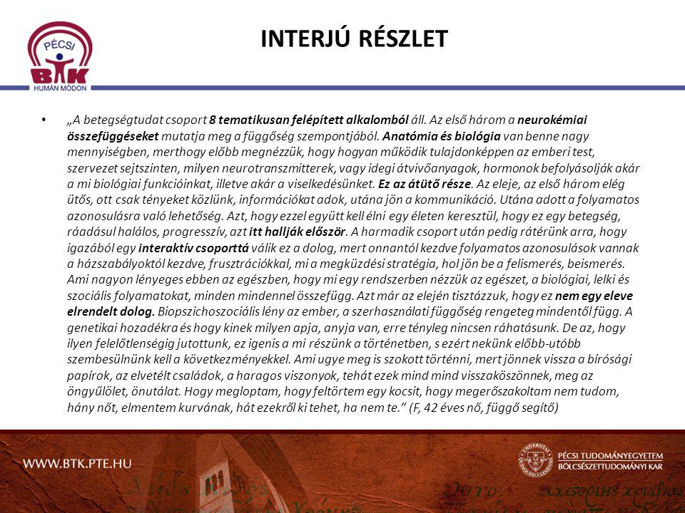 INTERJÚ RÉSZLET