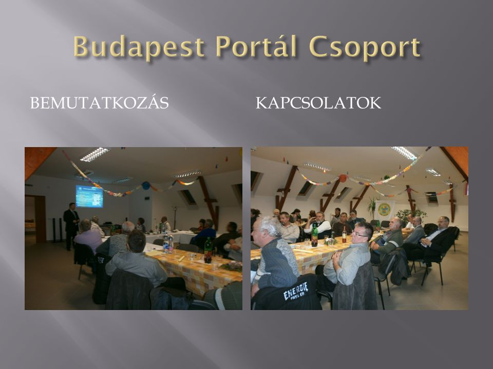 Budapest Portál Csoport