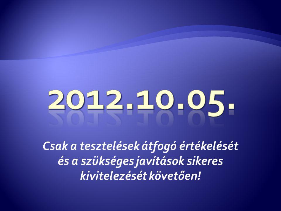 2012.10.05.