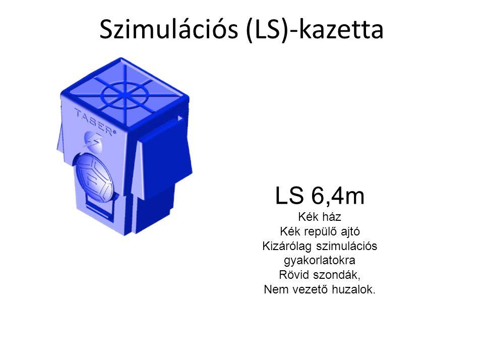 Szimulációs (LS)-kazetta