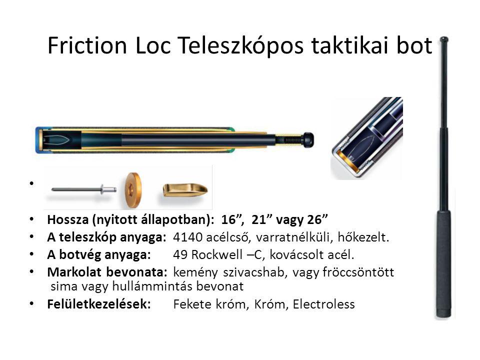 Friction Loc Teleszkópos taktikai bot