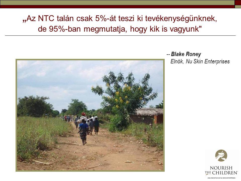 """""""Az NTC talán csak 5%-át teszi ki tevékenységünknek, de 95%-ban megmutatja, hogy kik is vagyunk"""