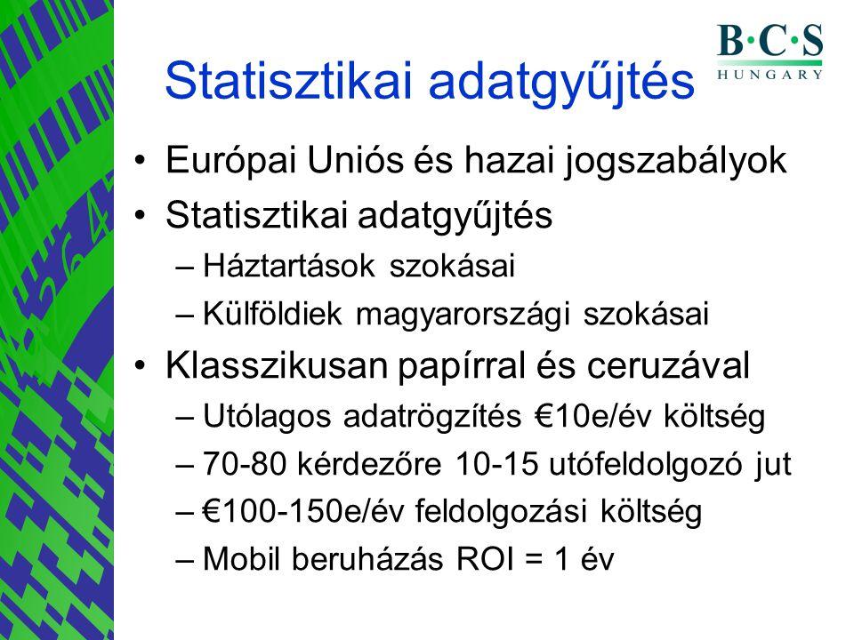 Statisztikai adatgyűjtés