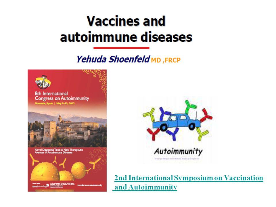 2nd International Symposium on Vaccination