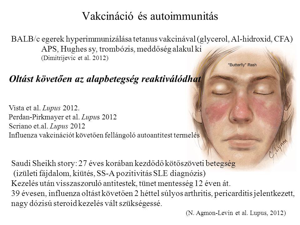 Vakcináció és autoimmunitás