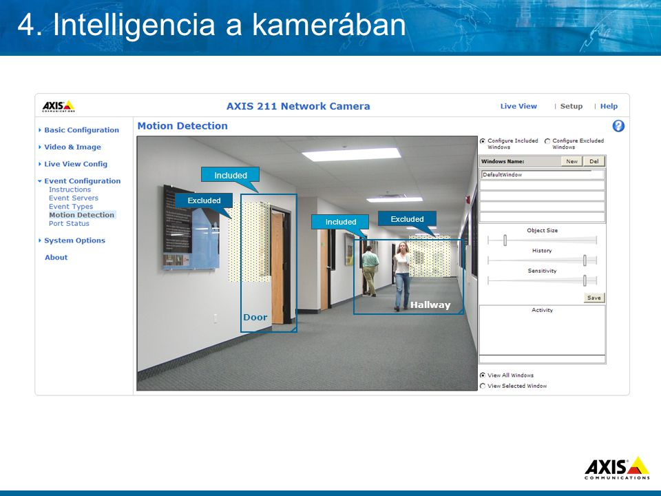 4. Intelligencia a kamerában