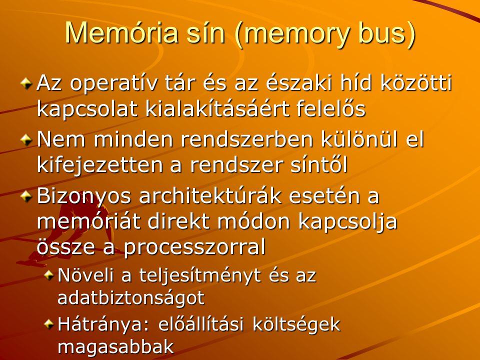 Memória sín (memory bus)